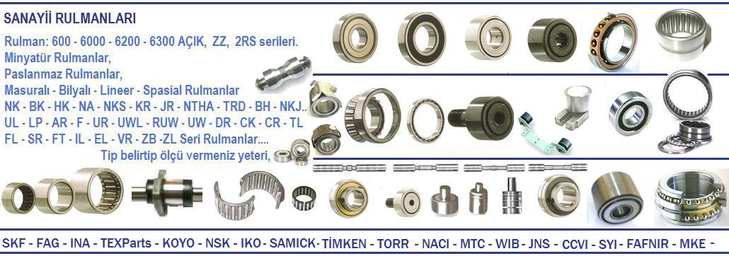 Eccentrik Bearings